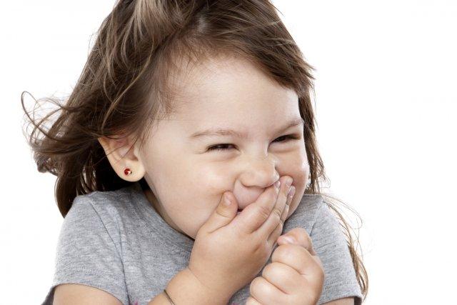 fou rire . apprendre à rire seul