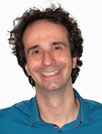 Julien Peschot Master Trainer de yoga du rire